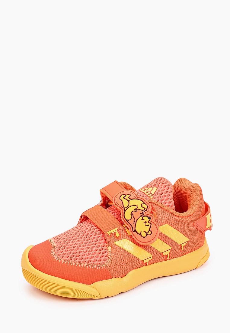 Кеды для мальчиков Adidas (Адидас) FY1430: изображение 2