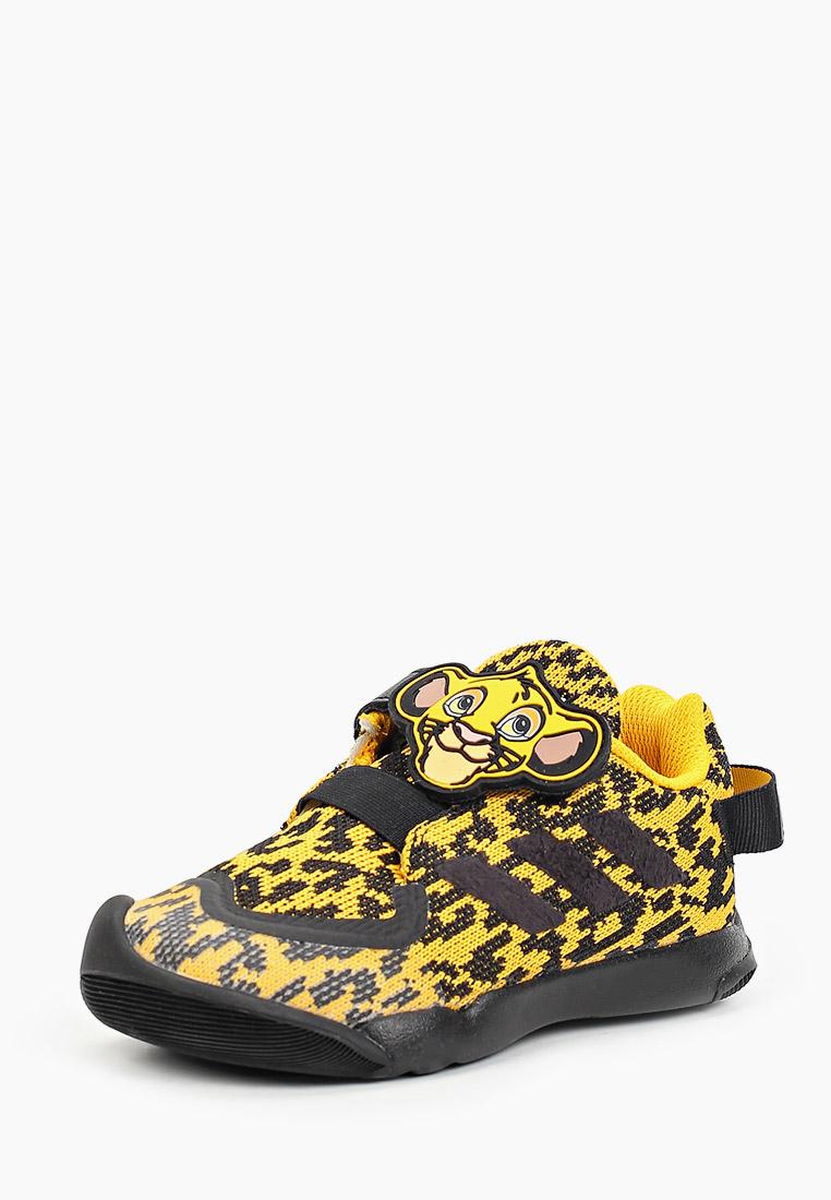 Кроссовки для мальчиков Adidas (Адидас) FY1435: изображение 2