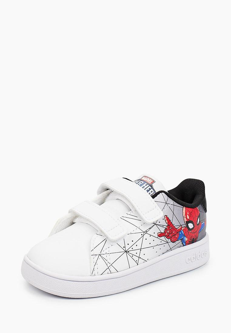 Кеды для мальчиков Adidas (Адидас) FY9253: изображение 2