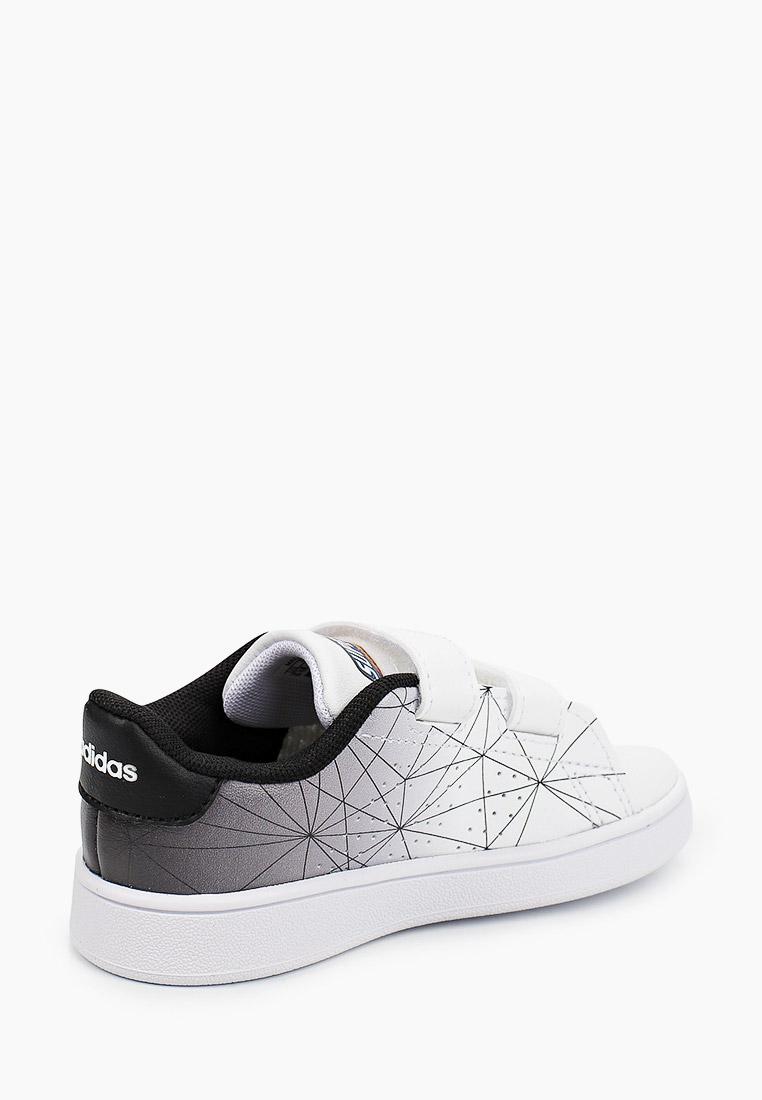 Кеды для мальчиков Adidas (Адидас) FY9253: изображение 3