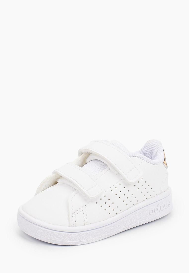 Кеды для мальчиков Adidas (Адидас) FZ0033: изображение 2