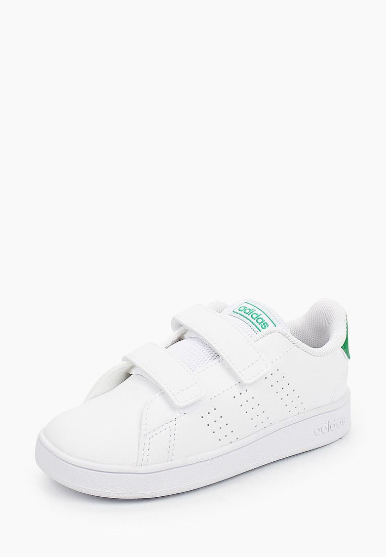 Кеды для мальчиков Adidas (Адидас) EF0301: изображение 2