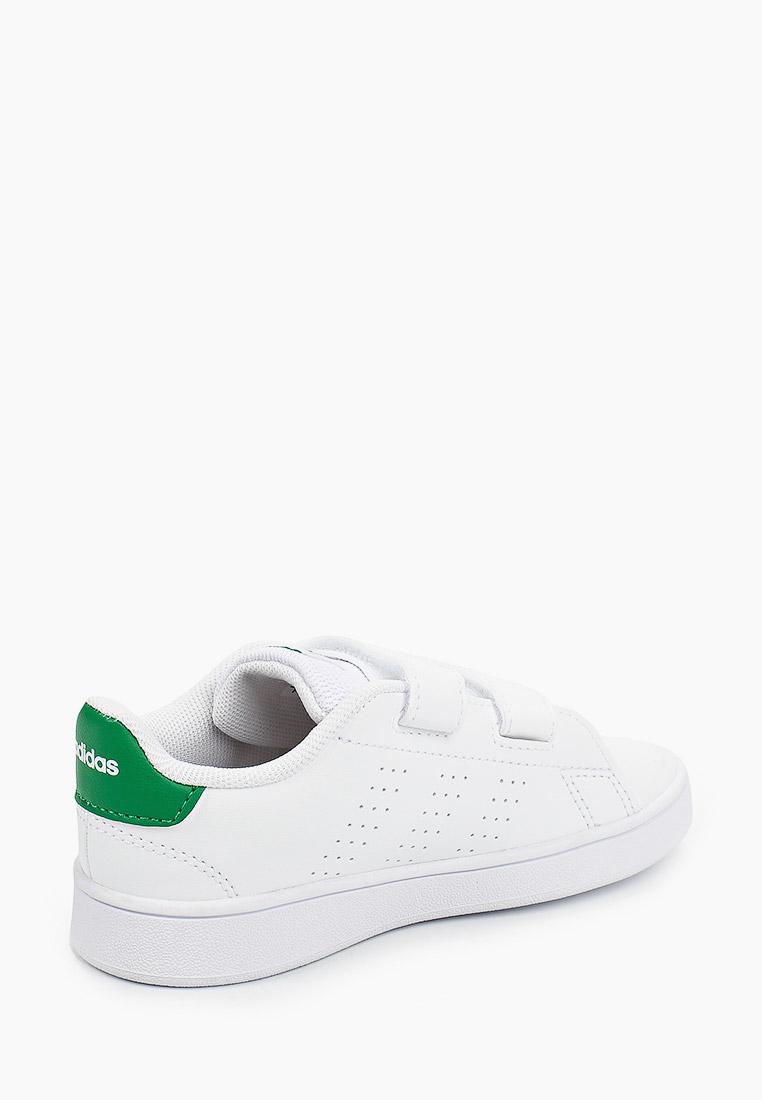 Кеды для мальчиков Adidas (Адидас) EF0301: изображение 3