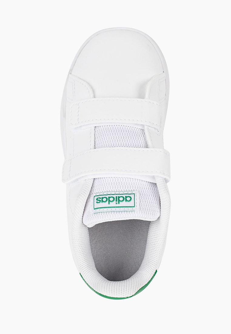 Кеды для мальчиков Adidas (Адидас) EF0301: изображение 4