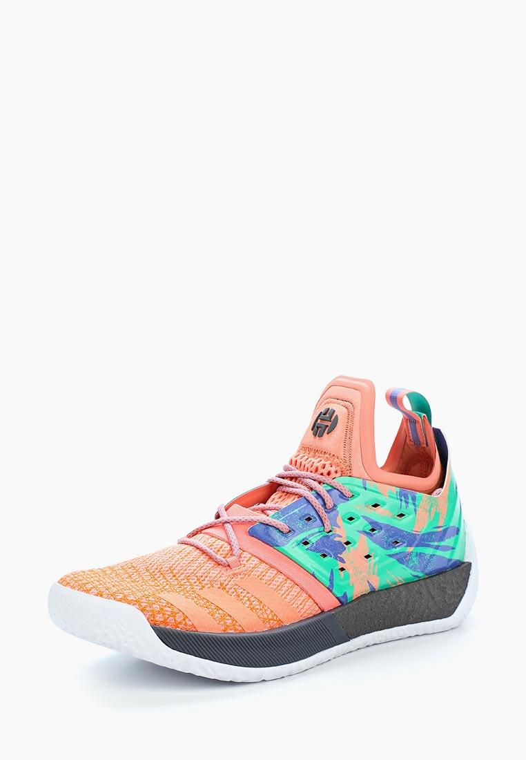 Мужские кроссовки Adidas (Адидас) AH2219: изображение 6