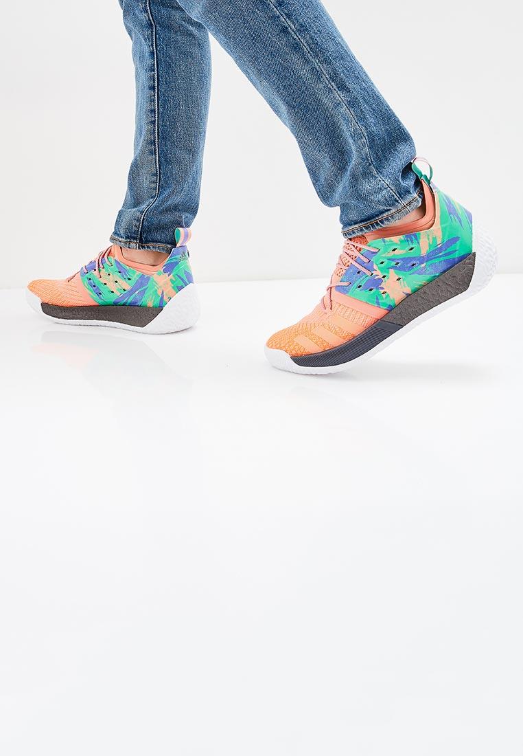 Мужские кроссовки Adidas (Адидас) AH2219: изображение 10