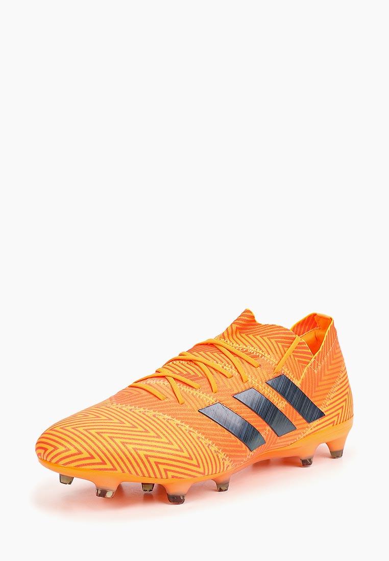 Мужские кроссовки Adidas (Адидас) DA9588