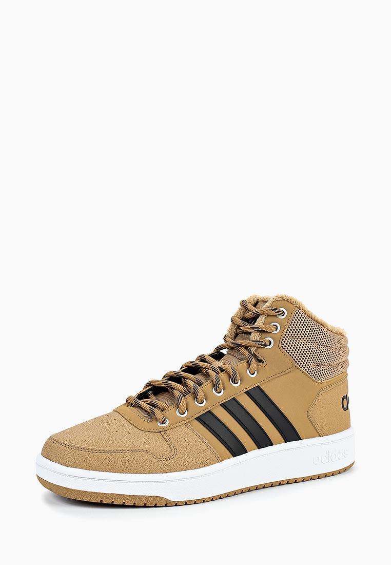 Мужские кеды Adidas (Адидас) B44620