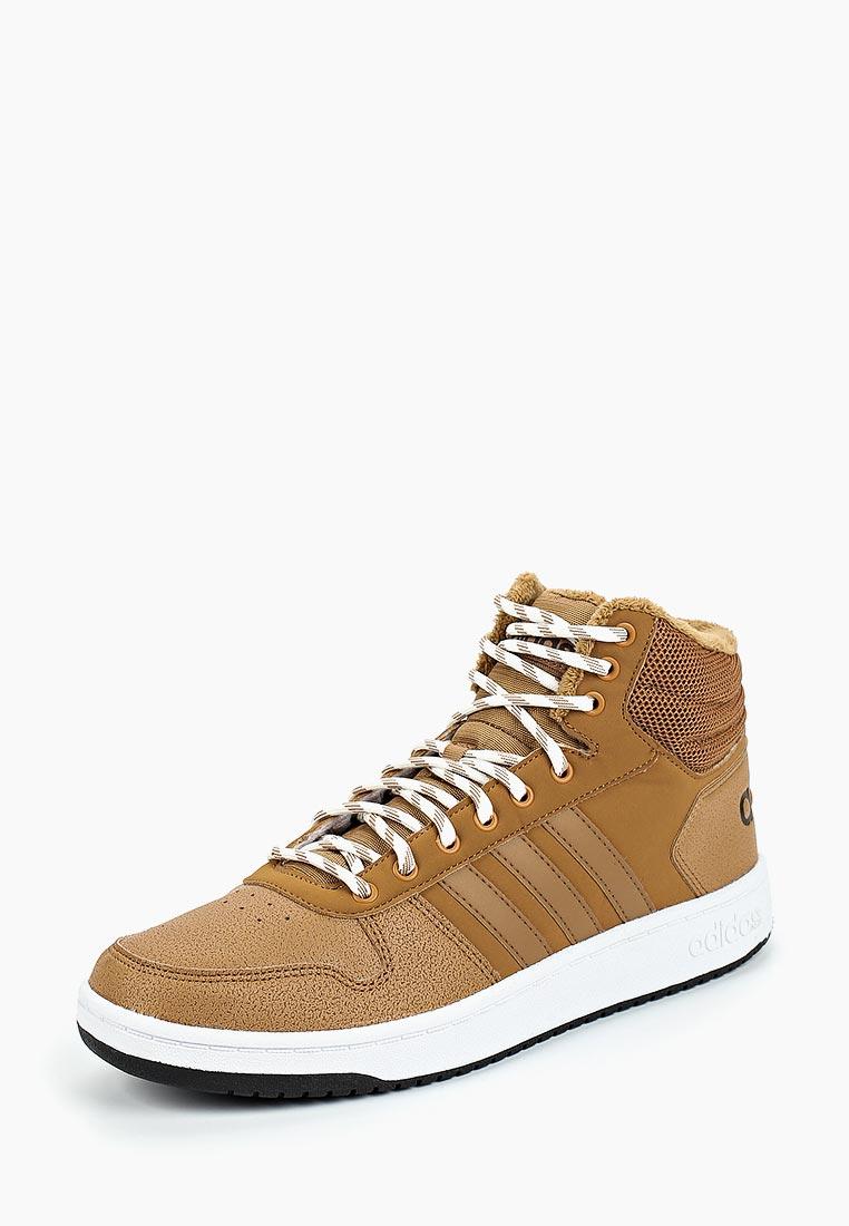 Мужские кеды Adidas (Адидас) CG7114