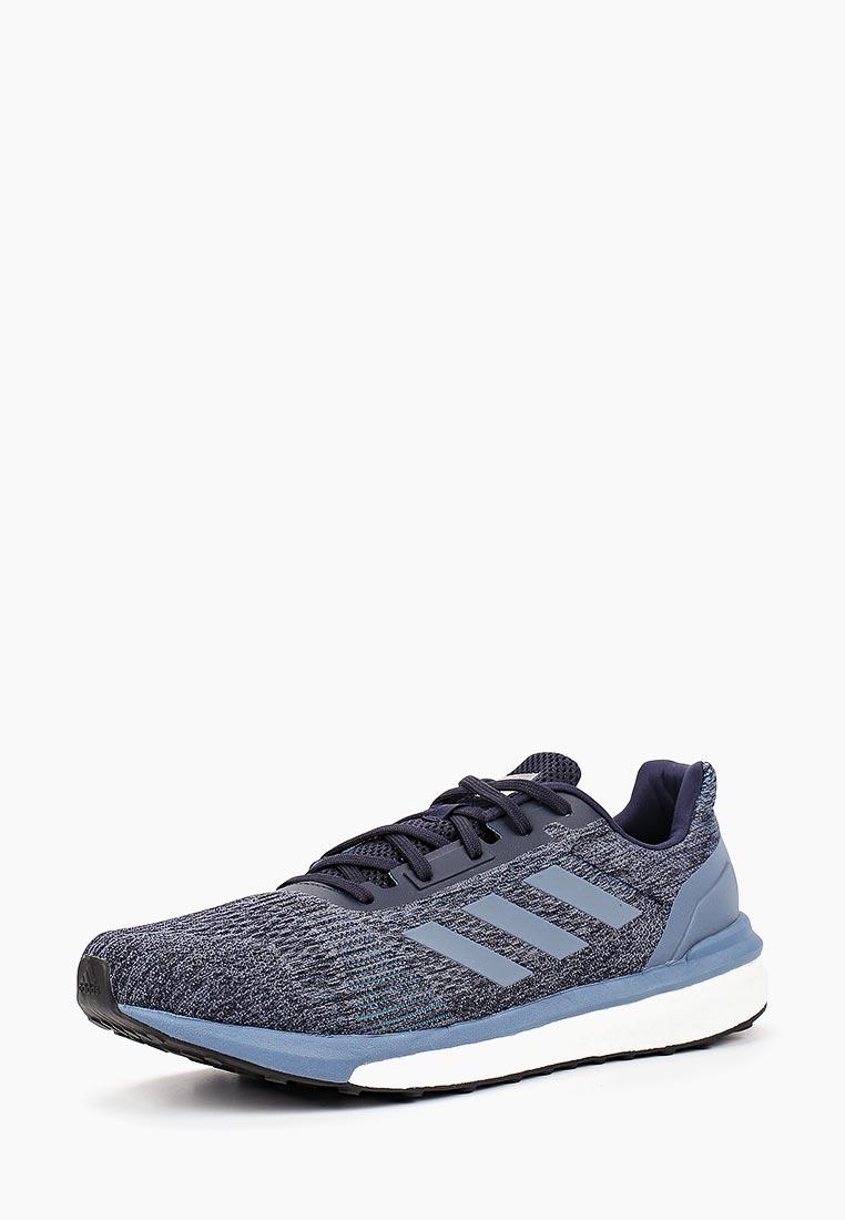 Мужские кеды Adidas (Адидас) AQ0407
