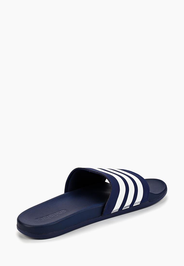 Мужская резиновая обувь Adidas (Адидас) B42114: изображение 3