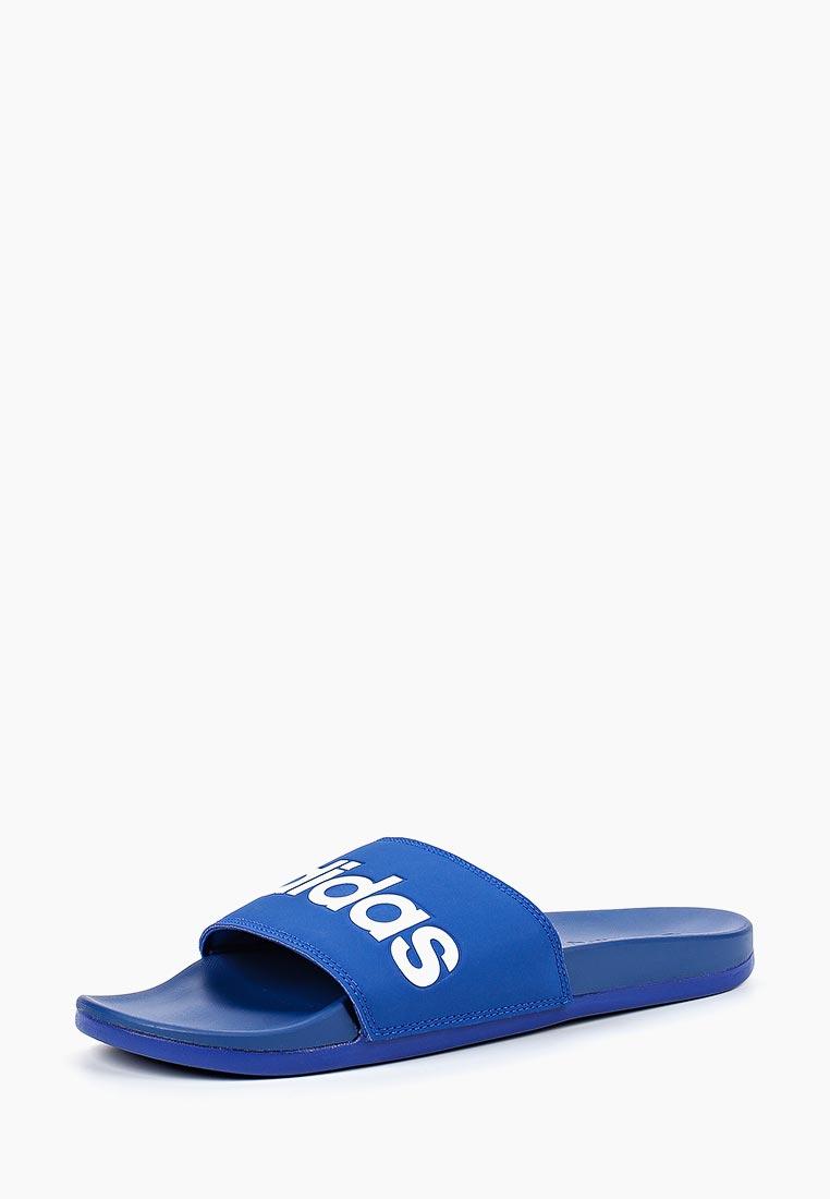 Мужские сланцы Adidas (Адидас) B42208