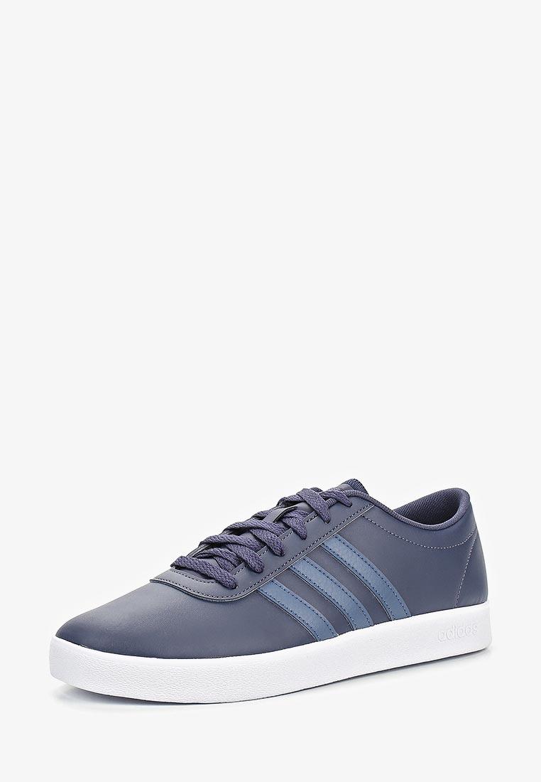 Мужские кеды Adidas (Адидас) F34645: изображение 2