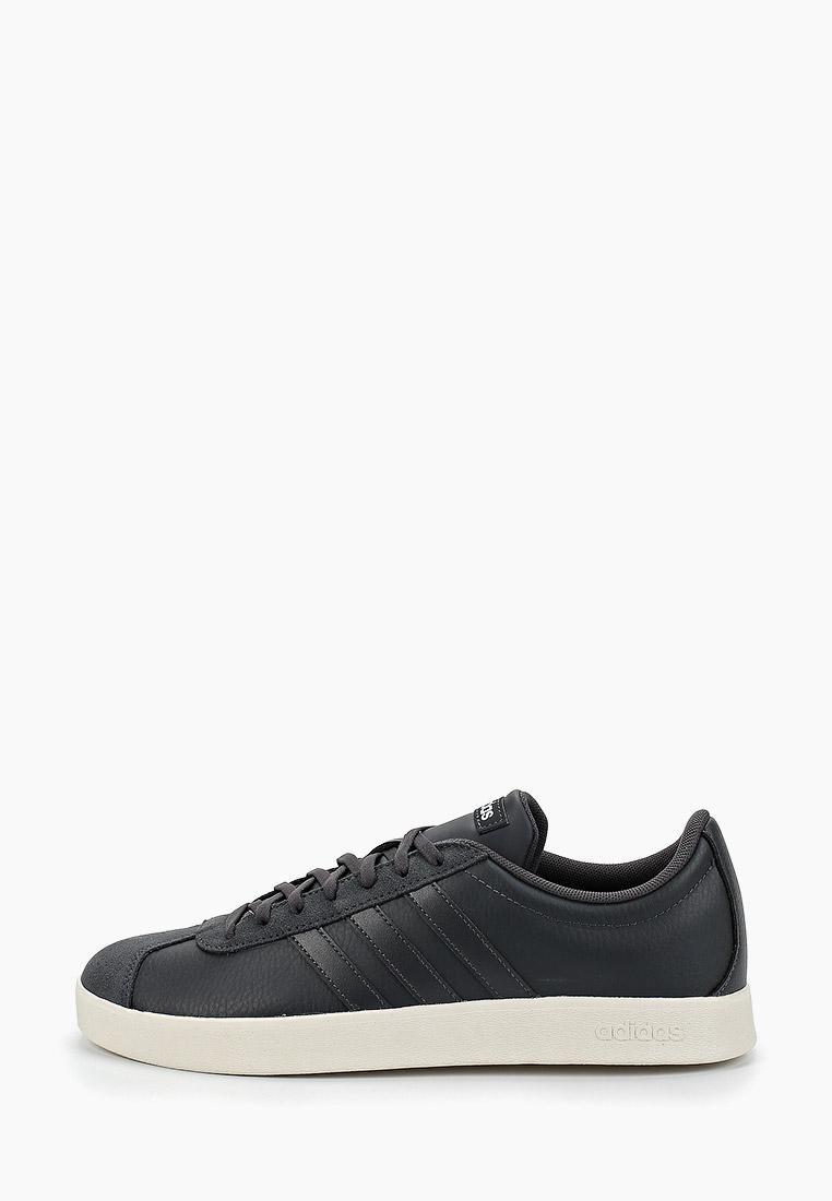 Мужские кеды Adidas (Адидас) EE6807