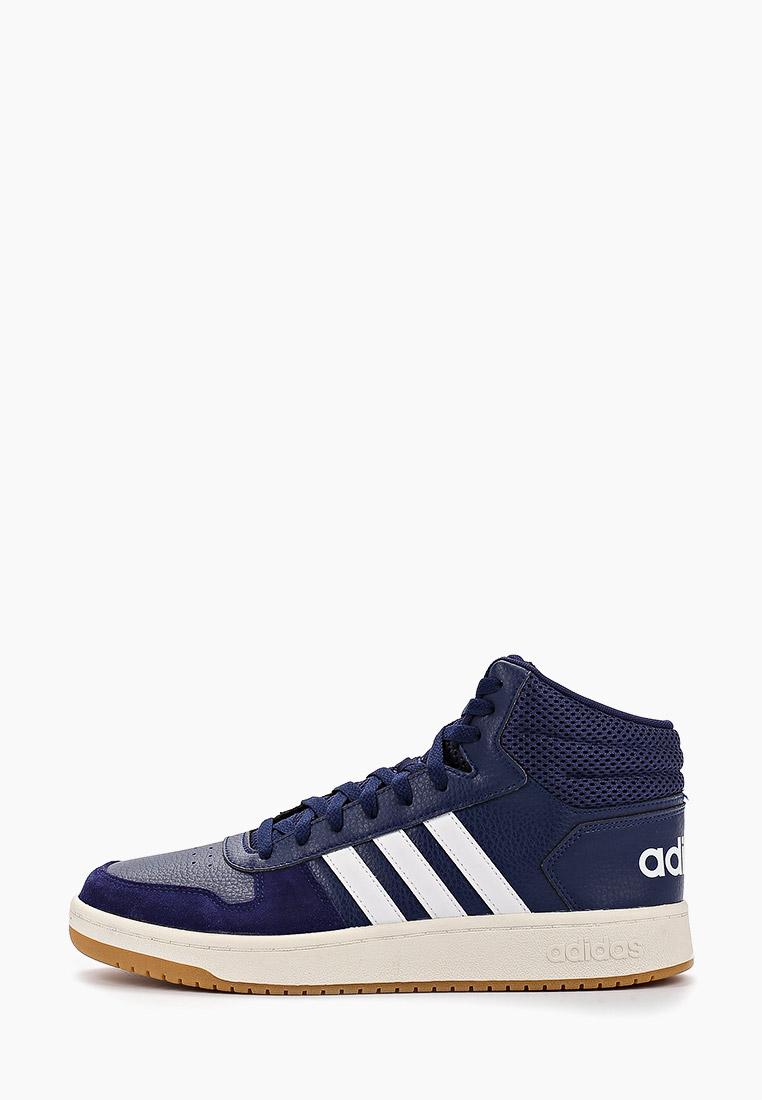 Мужские кеды Adidas (Адидас) EE7384