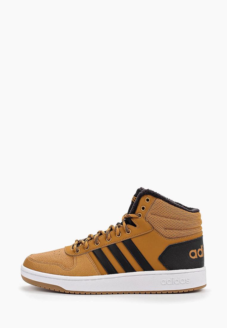 Мужские кеды Adidas (Адидас) EE7371