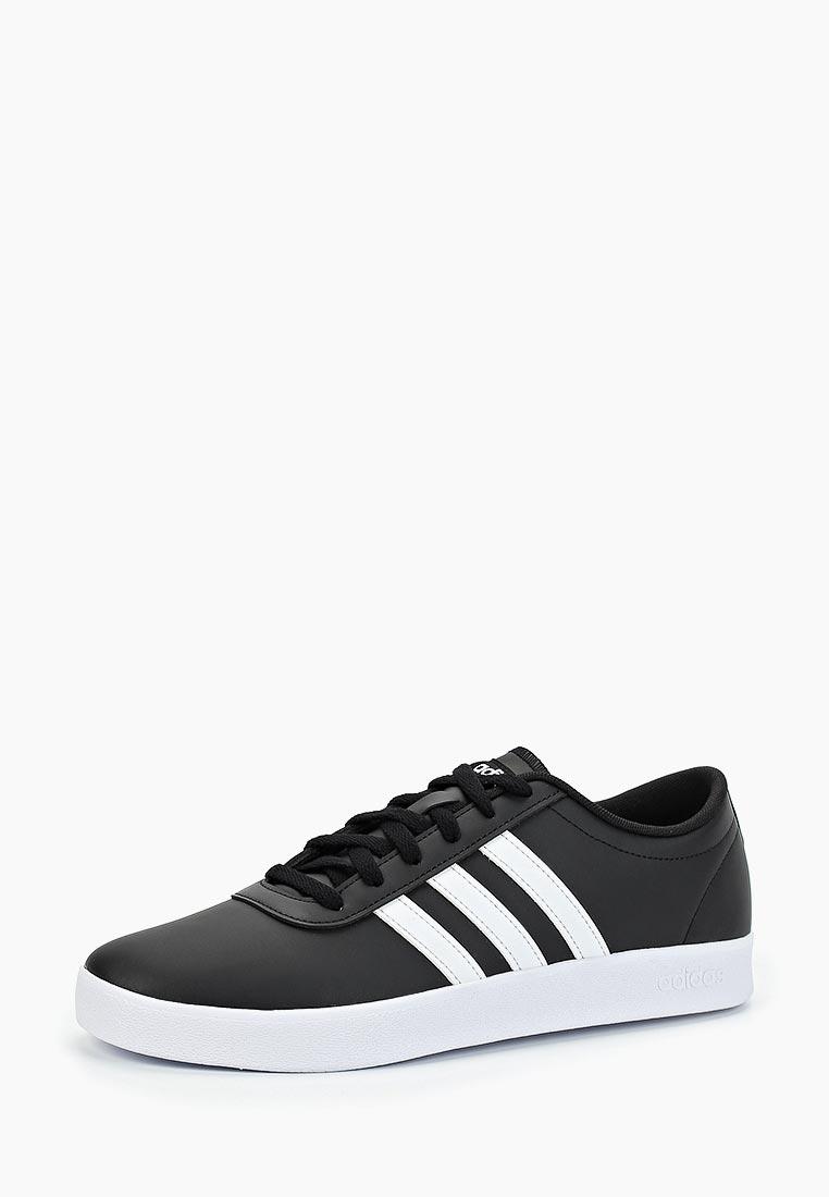 Мужские кеды Adidas (Адидас) B43665: изображение 2