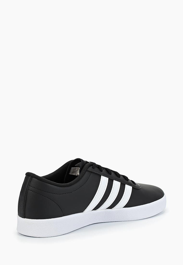 Мужские кеды Adidas (Адидас) B43665: изображение 3