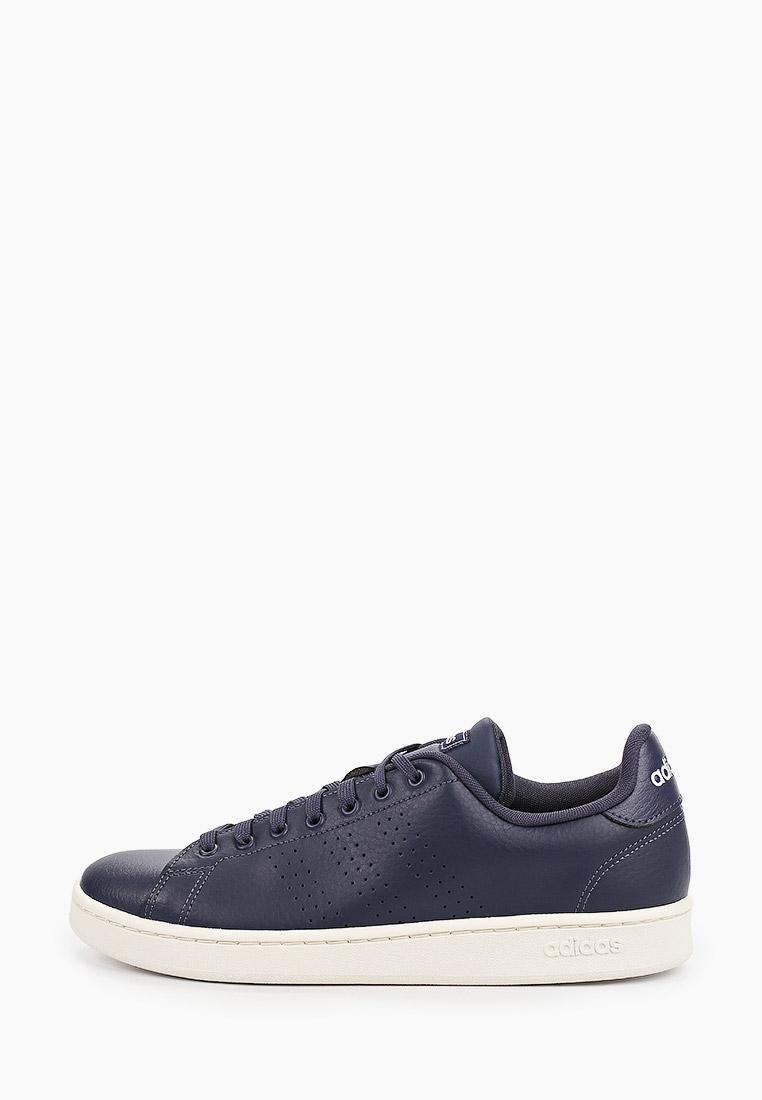 Мужские кеды Adidas (Адидас) EE7686