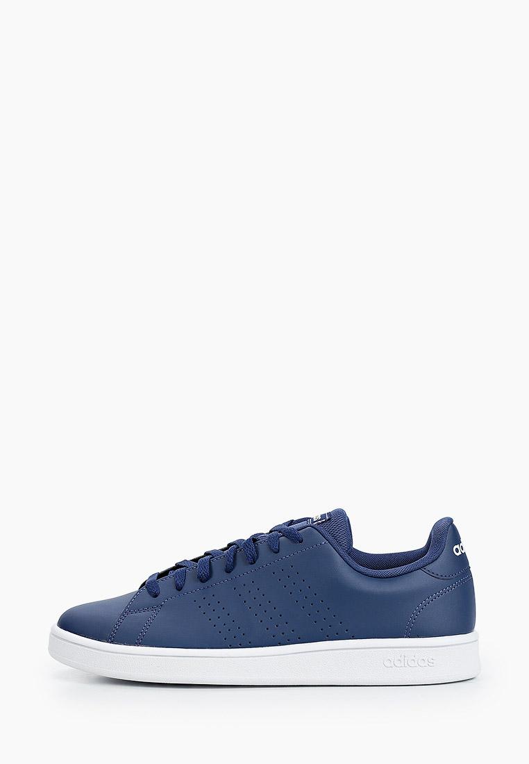 Мужские кеды Adidas (Адидас) EG3779