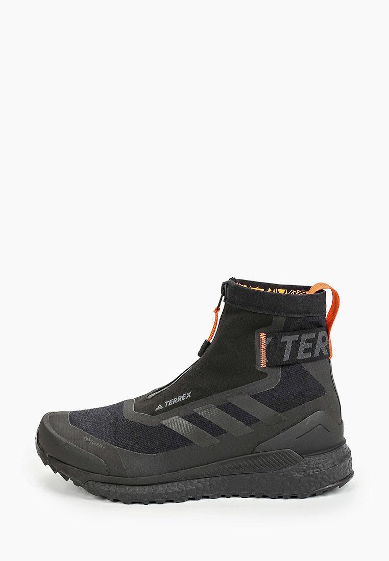 Спортивные мужские ботинки Adidas (Адидас) FU7217