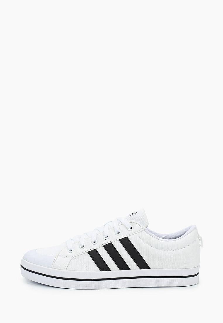 Мужские кеды Adidas (Адидас) FV8086