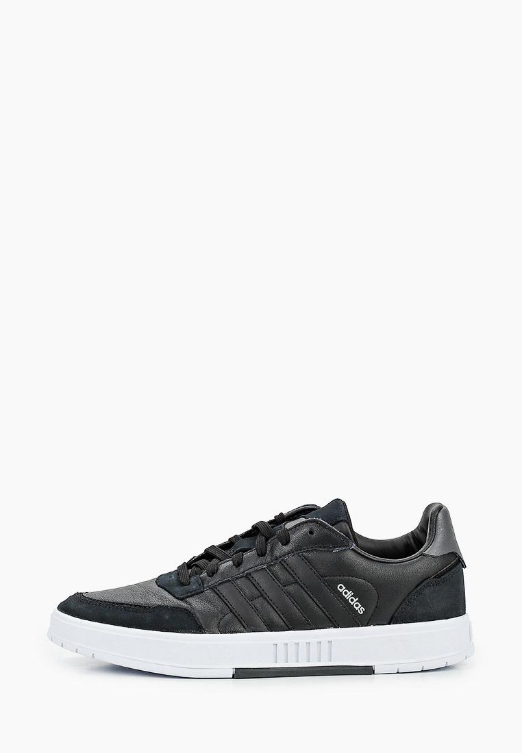 Мужские кеды Adidas (Адидас) FV8108