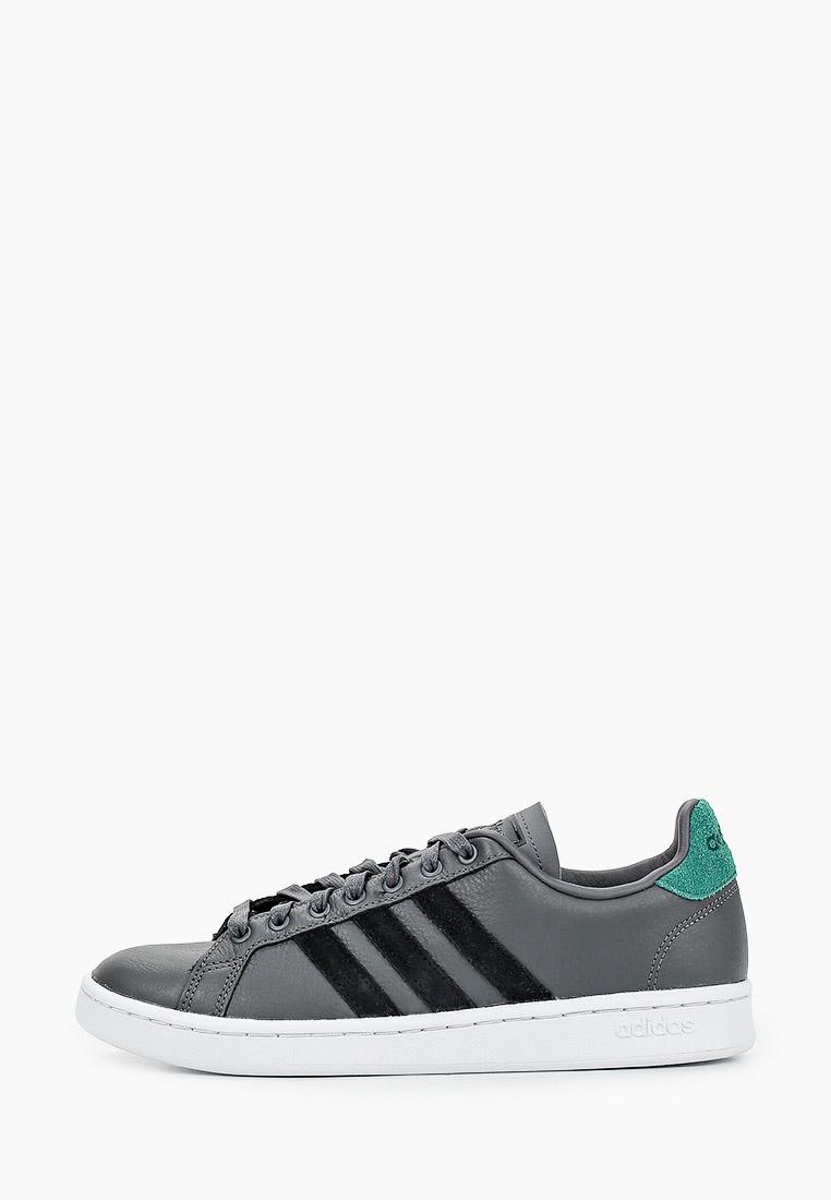 Мужские кеды Adidas (Адидас) FV8457: изображение 1