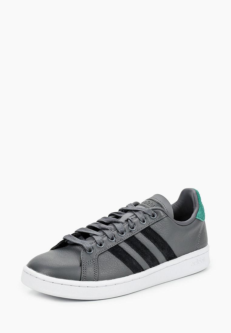 Мужские кеды Adidas (Адидас) FV8457: изображение 2