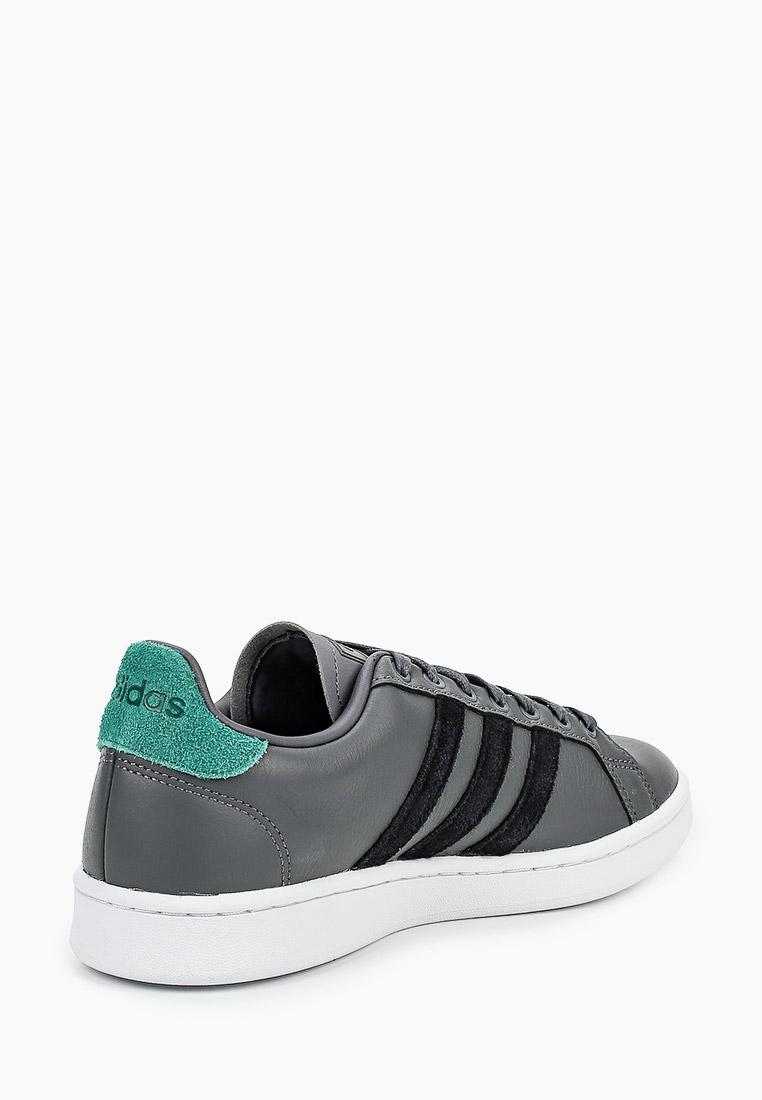 Мужские кеды Adidas (Адидас) FV8457: изображение 3