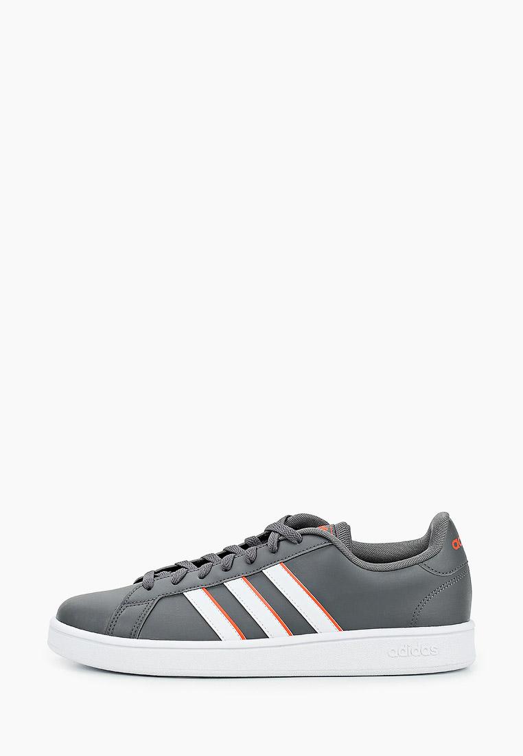 Мужские кеды Adidas (Адидас) FV8471