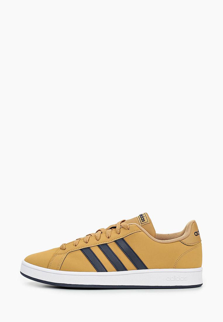 Мужские кеды Adidas (Адидас) FV8482