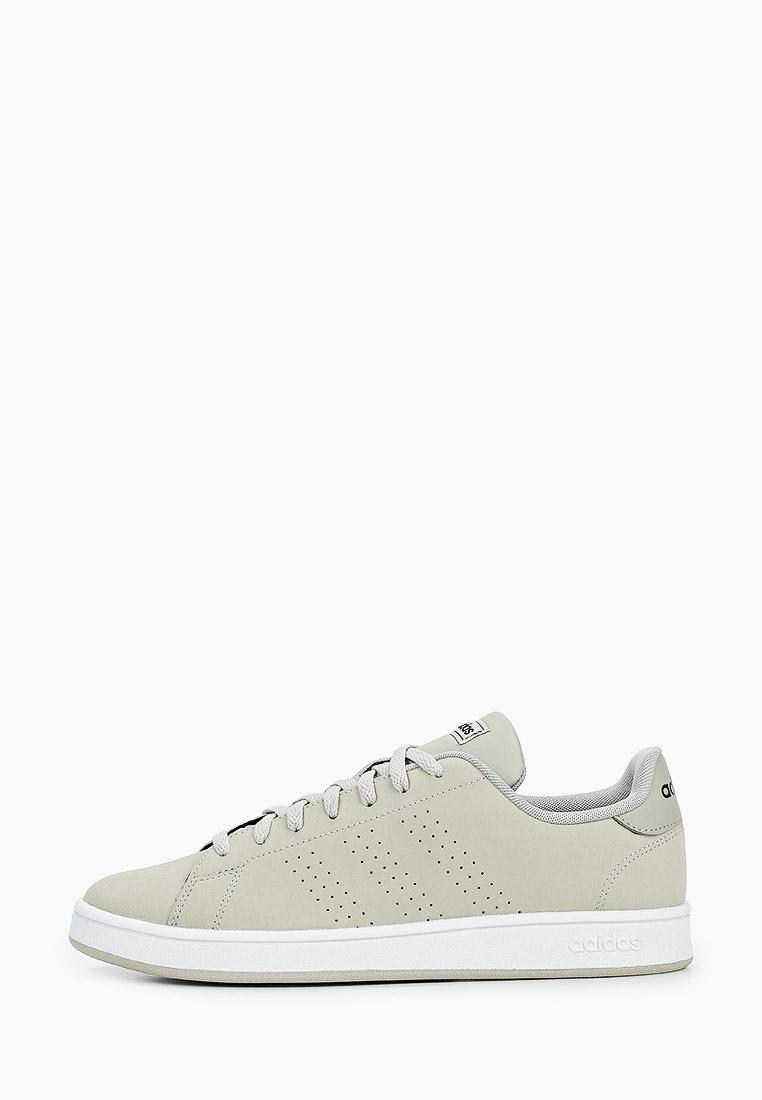 Мужские кеды Adidas (Адидас) FV8537