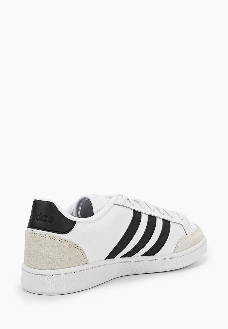 Мужские кеды Adidas (Адидас) FW3277: изображение 3