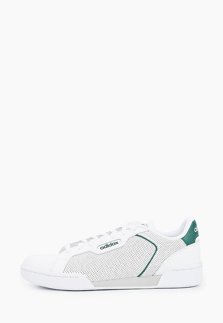 Мужские кеды Adidas (Адидас) FW5772: изображение 1