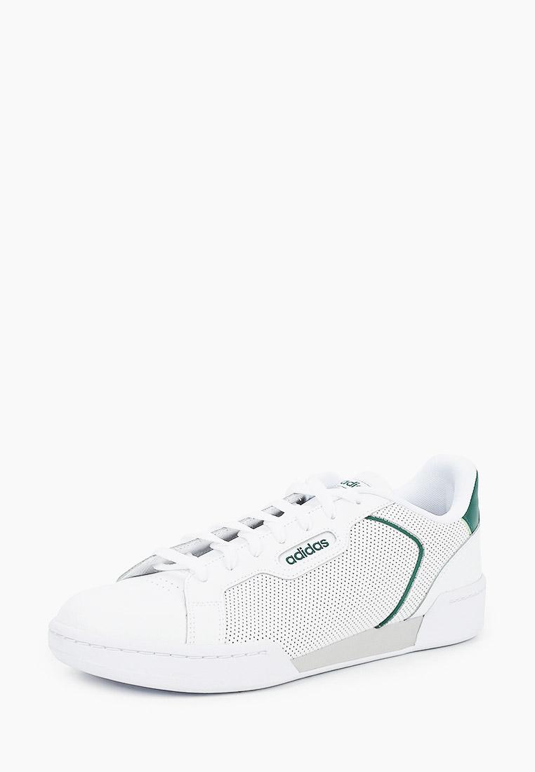 Мужские кеды Adidas (Адидас) FW5772: изображение 2