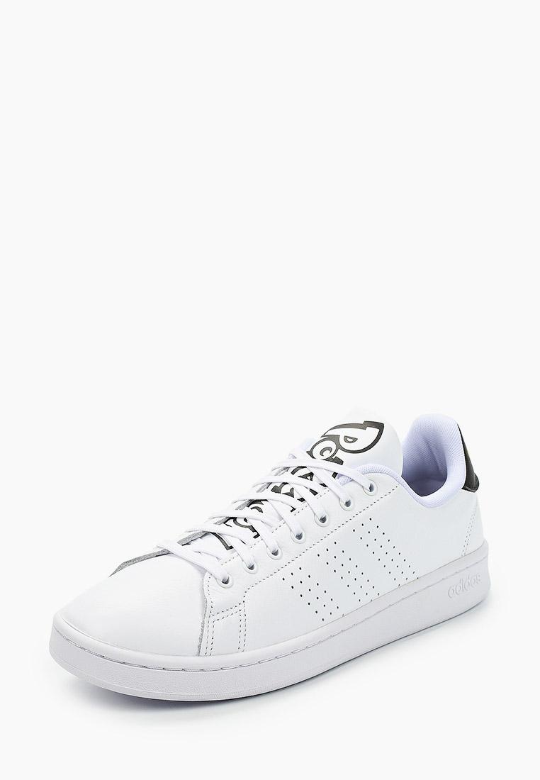 Мужские кеды Adidas (Адидас) FW6670: изображение 2