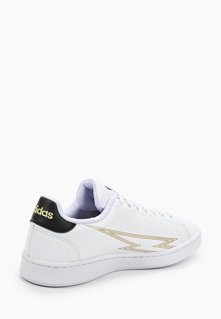 Мужские кеды Adidas (Адидас) FW6670: изображение 3