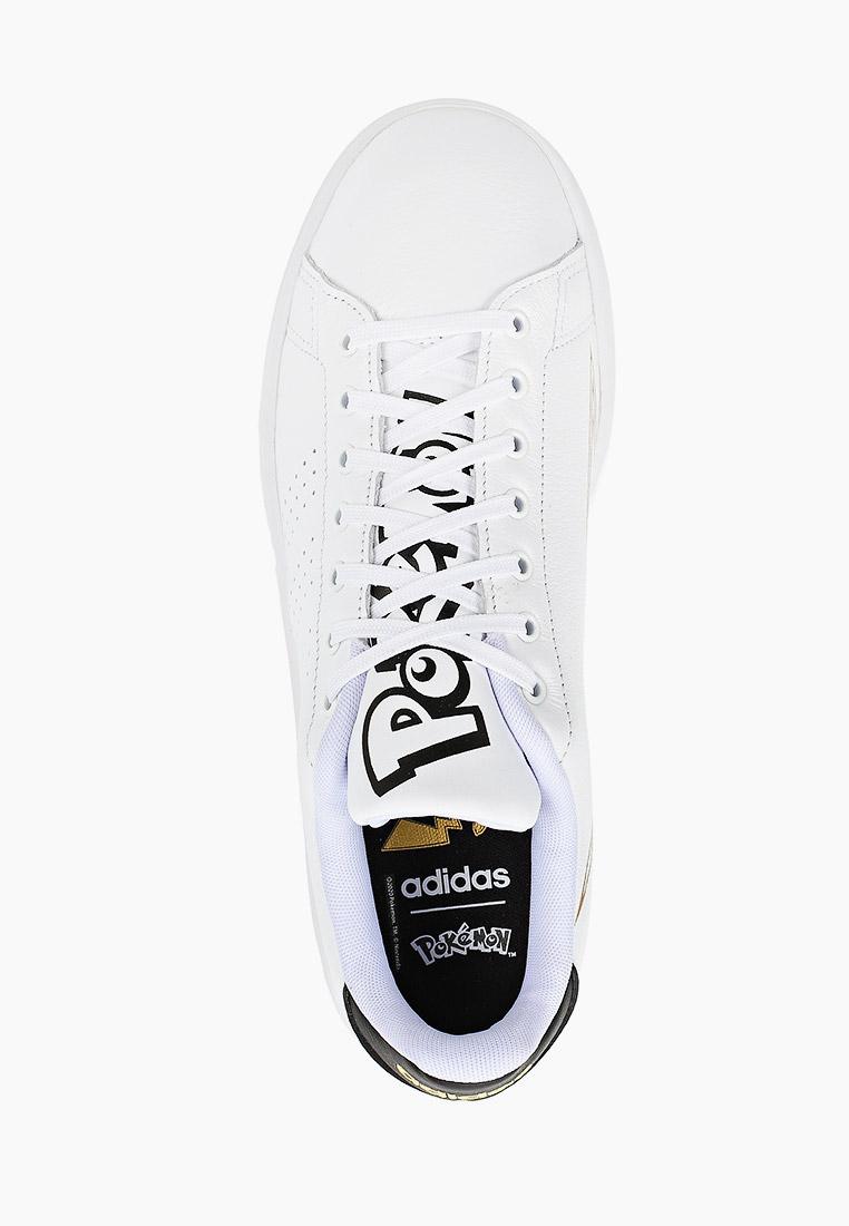 Мужские кеды Adidas (Адидас) FW6670: изображение 4