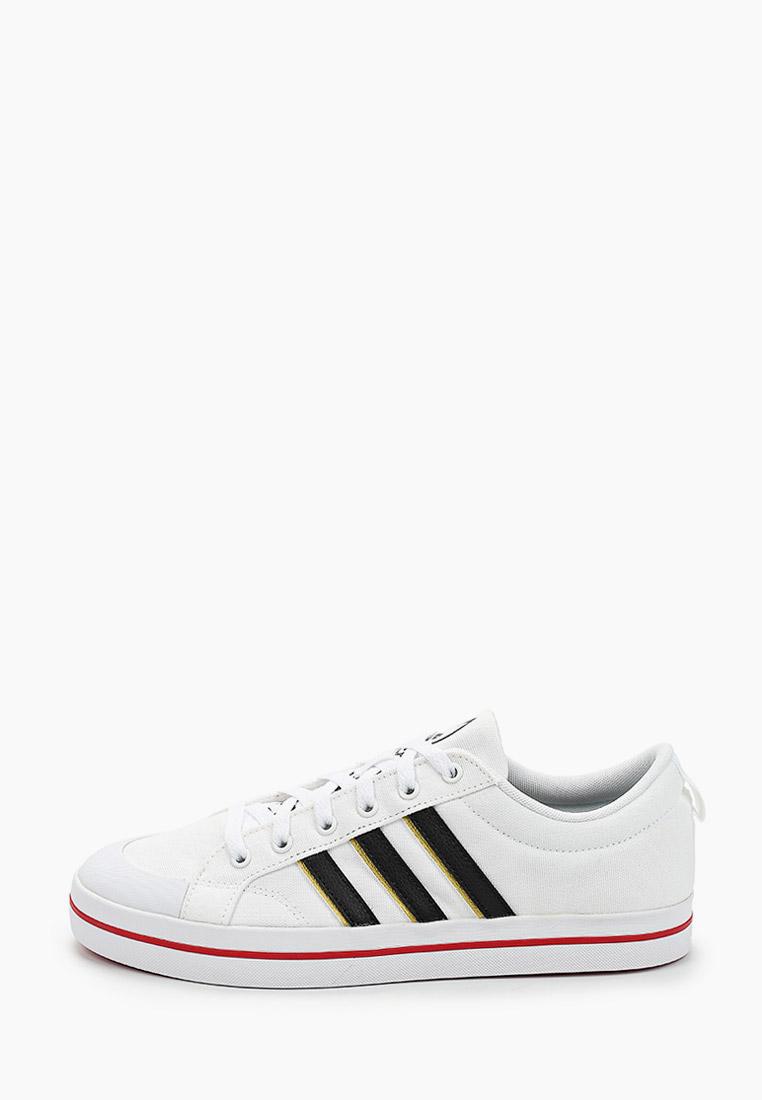 Мужские кеды Adidas (Адидас) FW6671: изображение 1