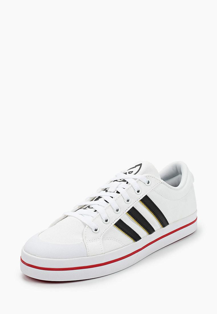 Мужские кеды Adidas (Адидас) FW6671: изображение 2