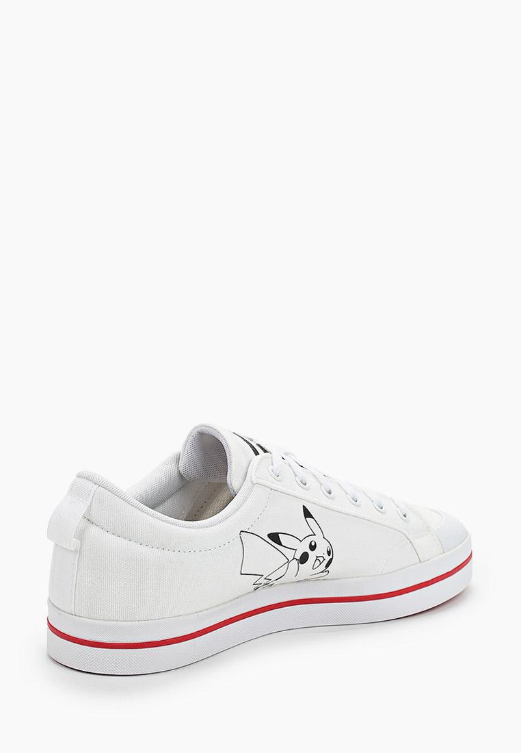 Мужские кеды Adidas (Адидас) FW6671: изображение 3