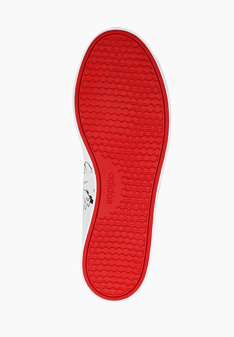 Мужские кеды Adidas (Адидас) FW6671: изображение 5