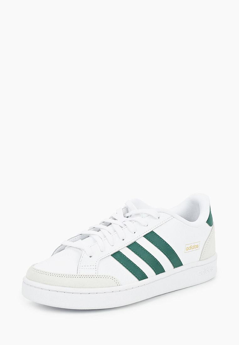 Мужские кеды Adidas (Адидас) FW6688: изображение 2