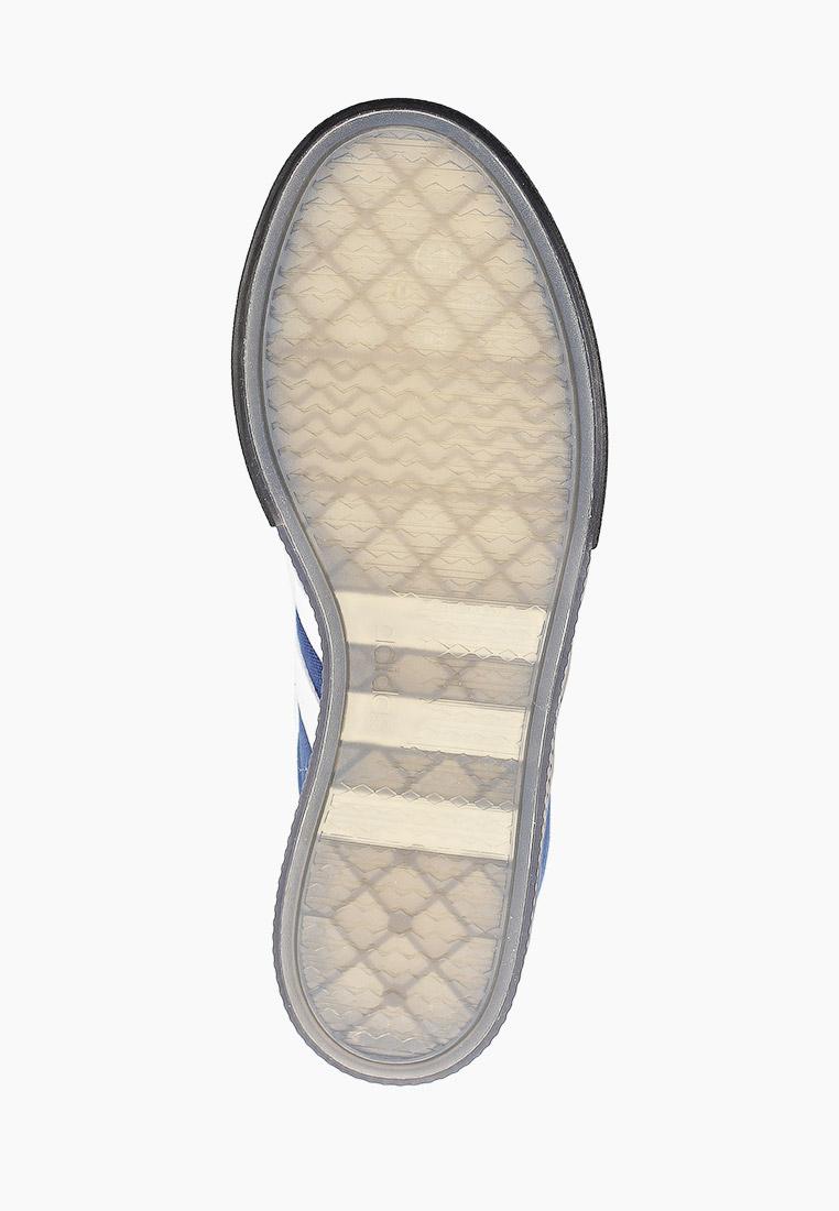 Мужские кеды Adidas (Адидас) FX4357: изображение 5