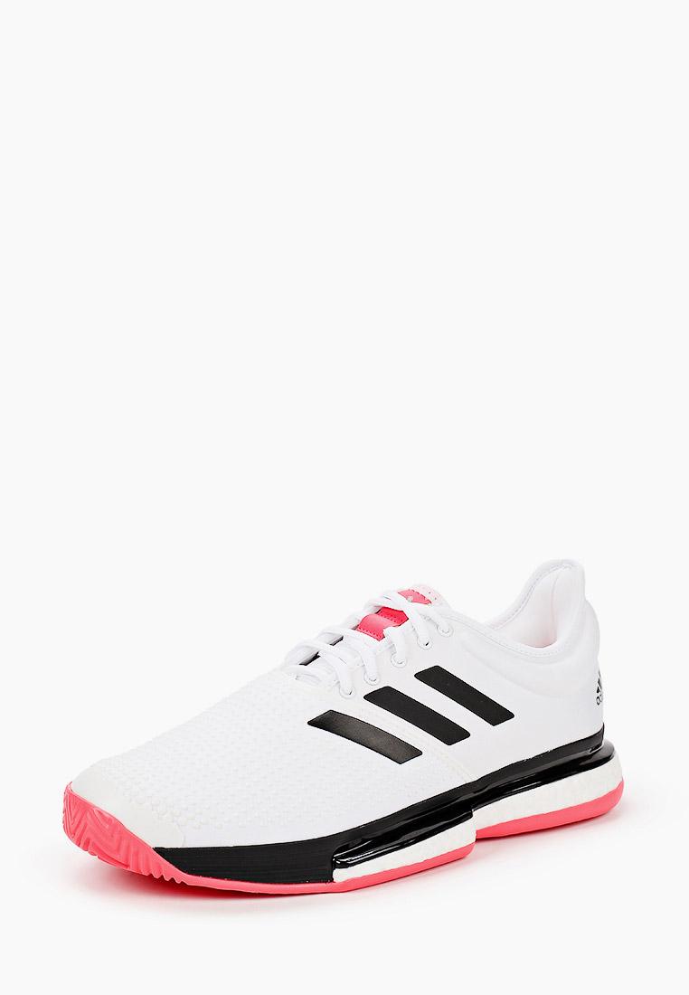 Мужские кроссовки Adidas (Адидас) FU8114: изображение 3