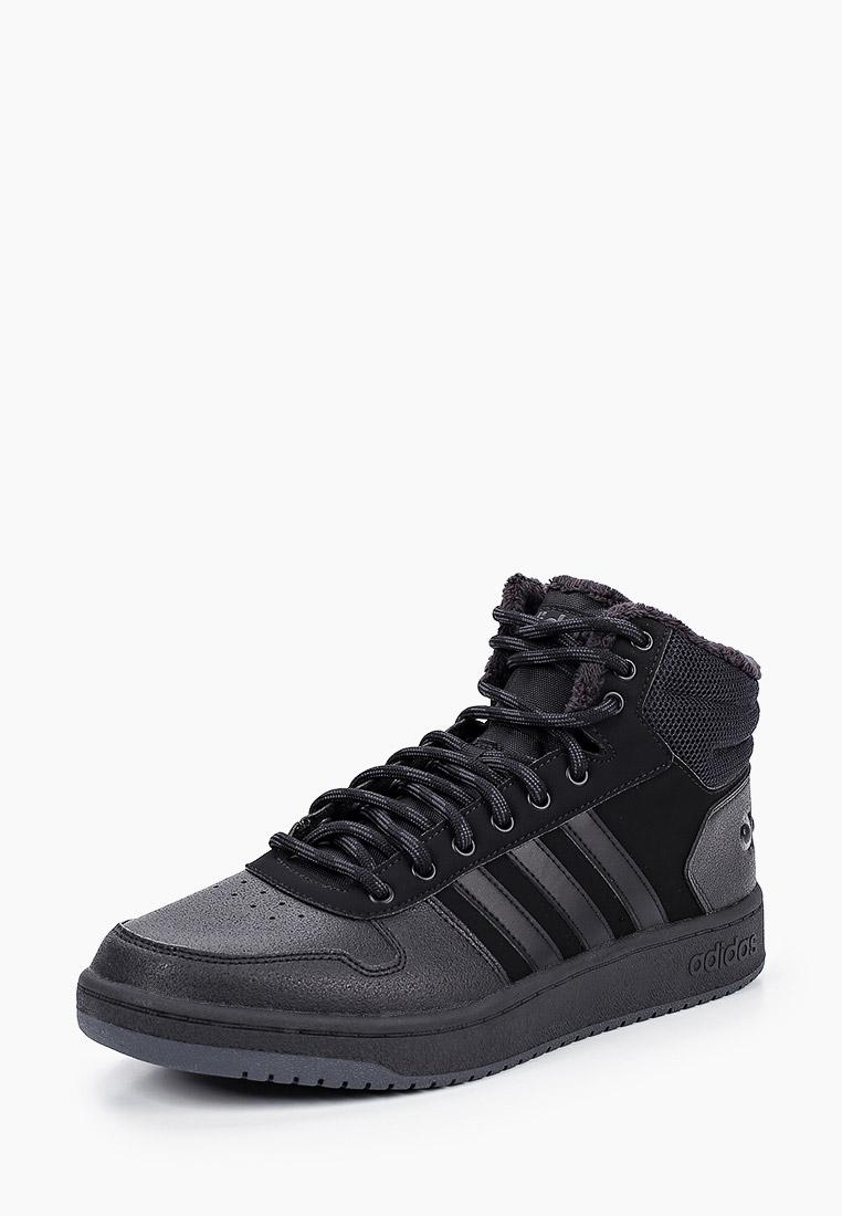 Мужские кеды Adidas (Адидас) B44621: изображение 2