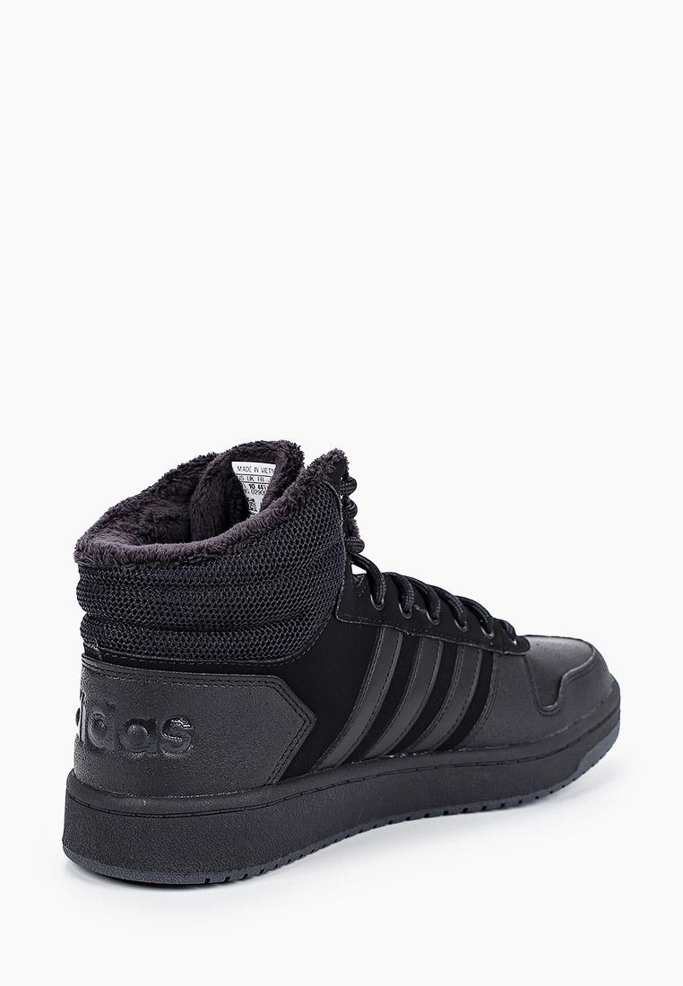 Мужские кеды Adidas (Адидас) B44621: изображение 3