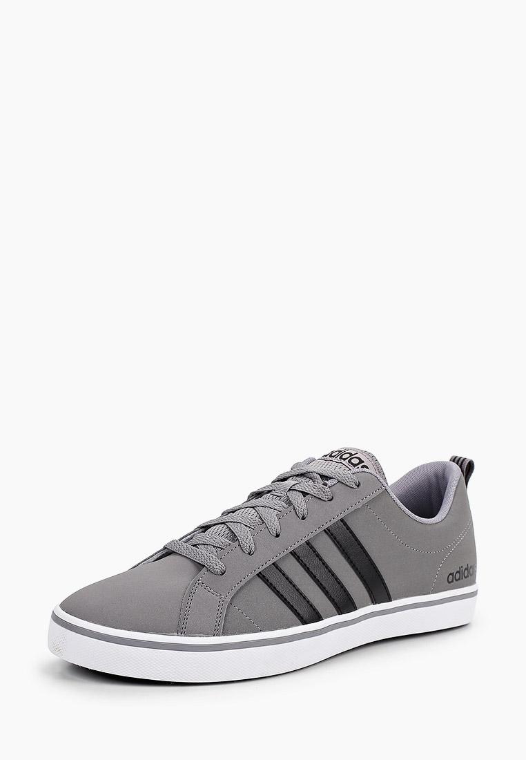 Мужские кеды Adidas (Адидас) B74318: изображение 2