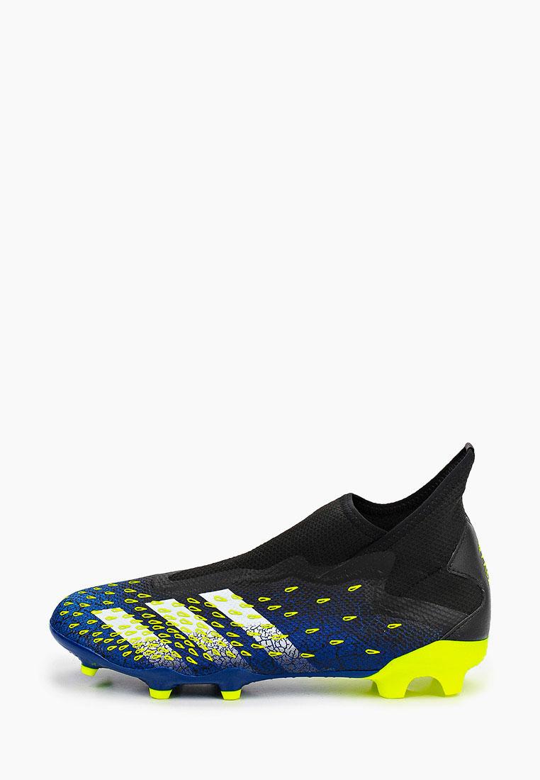 Бутсы Adidas (Адидас) FY0617: изображение 1